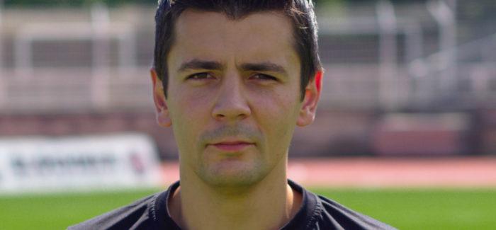 Vorm Saisonstart im Gespräch mit Trainer Stefan Steglich
