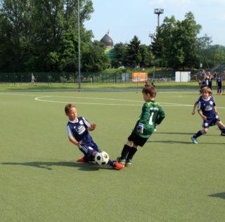 Viel Nachwuchs-Fußball im Ostragehege