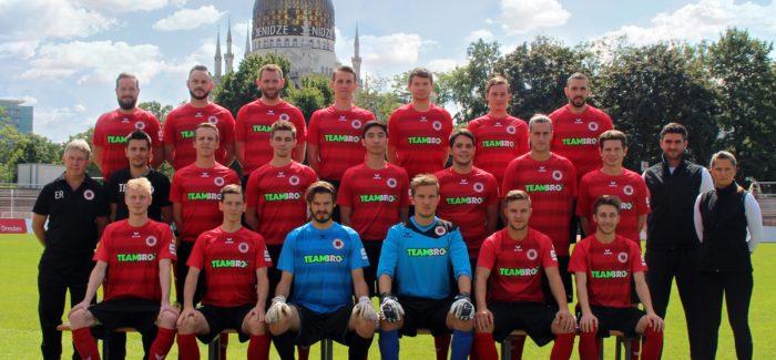 Mannschaftsaufgebot Dresdner SC 1898 1. Männer Saison 2017/18