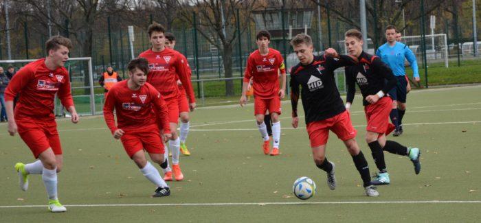 Nachwuchs: U19 reist zum Derby nach Weixdorf