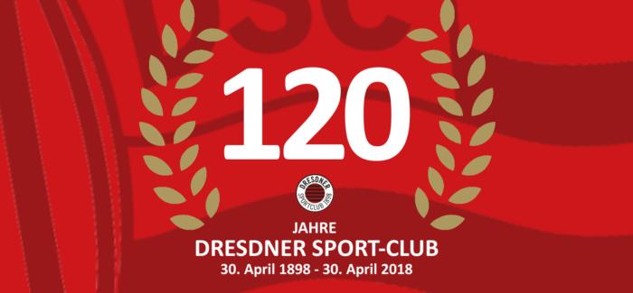 120 Jahre Dresdner Sportclub – 120 Jahre Dresdner Fußballtradition