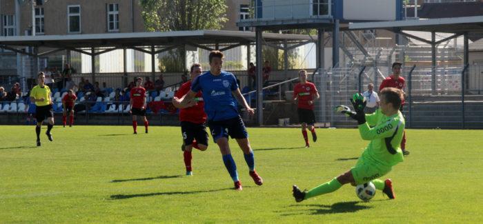 2:0 Niederlage trotz guter Leistung in Neugersdorf