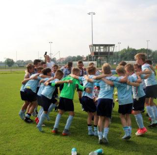 DSC-Pfingst-Cup: CFC stürmt zu zwei Turniersiegen